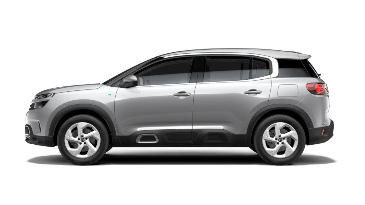 Nieuw Citroen SUV C5 Aircross SUV Feel EP6FADTXHP 1.6L ESS 4X2 AUTOMATIQUE 8 RA Gris Platinium (M0VL) 2