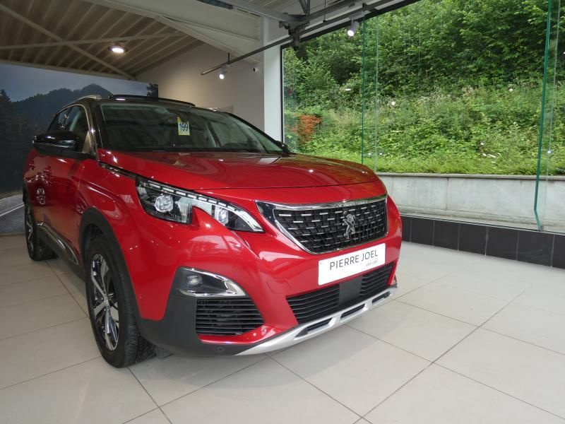 Occasie Peugeot 3008 II Allure Red (RED) 1