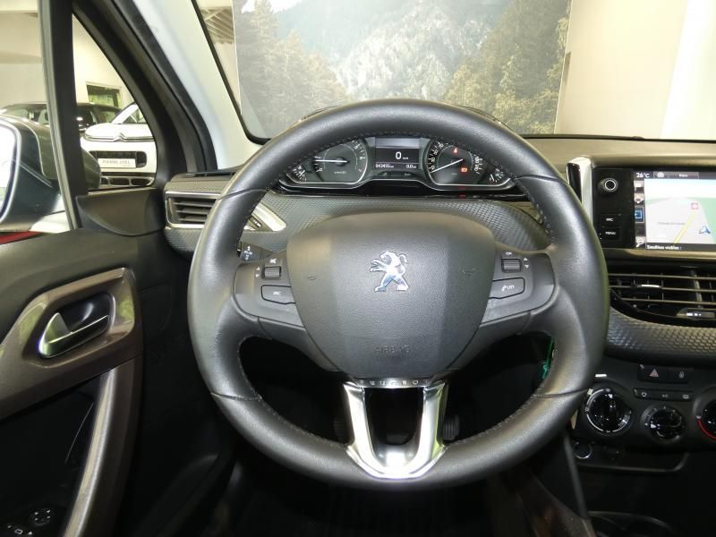 Used Peugeot 2008 Active Grey (GREY) 10