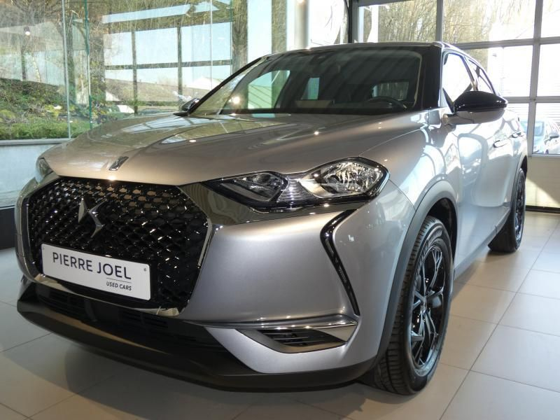Occasion ds automobiles DS 3 Crossback So Chic Grey (GREY) 7