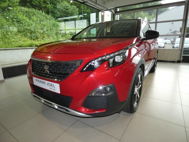 Occasie Peugeot 3008 II Allure Red (RED) 6