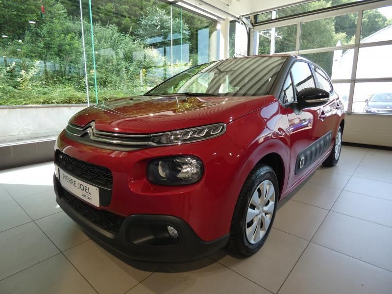 Occasie Citroen C3 Feel Red (RED) 6