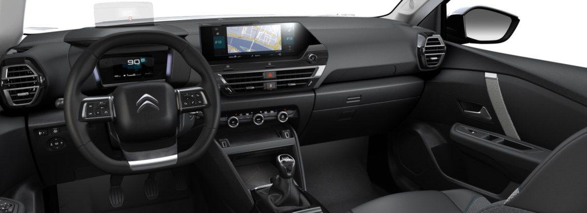 Nieuw Citroen New C4 BERLINE 5 PORTES MOYENNE HAUTE EB2ADTS/EU63 1200 3 S&S Manuelle 6 vitesses Caramel Brown (M0LA) 10
