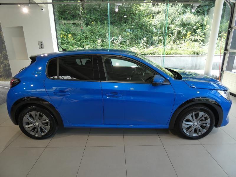 Used Peugeot 208 II Allure Blue (BLUE) 2