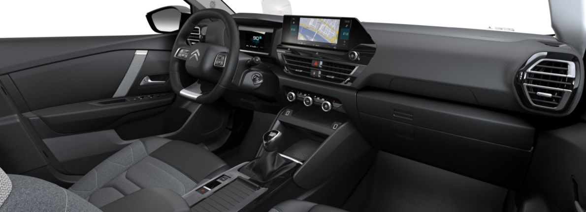Nieuw Citroen New C4 BERLINE 5 PORTES MOYENNE HAUTE EB2ADTS/EU63 1200 3 S&S Manuelle 6 vitesses Caramel Brown (M0LA) 11