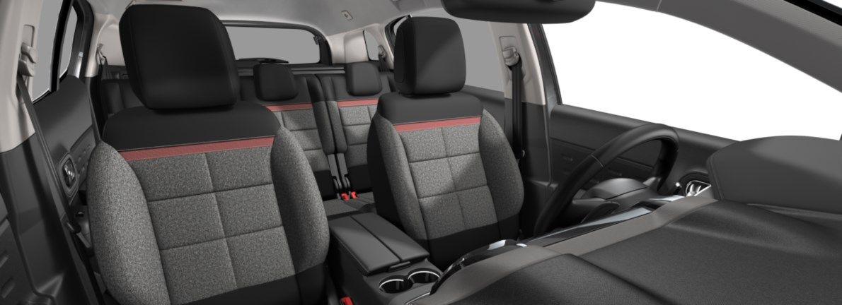 Nieuw Citroen SUV C5 Aircross SUV Feel Hybride DV5RC/UE63 1.5L DIES EAT8 Gris Platinium (M0VL) 12