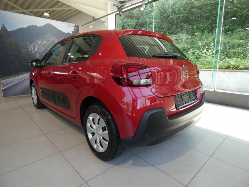Occasie Citroen C3 Feel Red (RED) 4