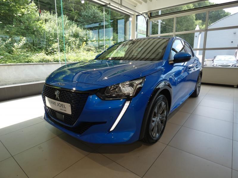 Used Peugeot 208 II Allure Blue (BLUE) 6