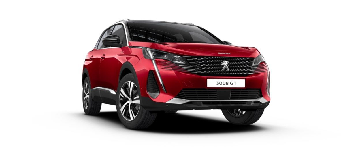 Nieuw Peugeot 3008 SUV GT 1.5 BlueHDi 130 ch EAT8 Rouge Ultimate (M5F3) 6